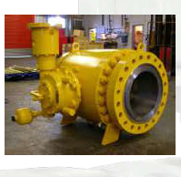 BALL VALVE SUBSEA APPLICATIONS
