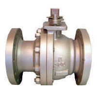 BALL VALVE 2-PIECE FLOATING