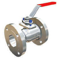 BALL VALVE 1-PIECE FLOATING