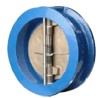 CHECK VALVE DUAL PLATE WAFER